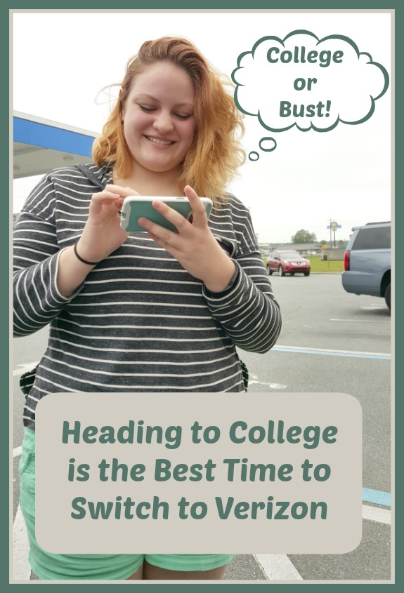 Heading to College is the Best Time to Switch to Verizon