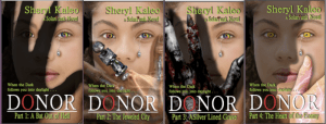sheryl-kaleo, Sheryl-Kaleo, DONOR, SolarPunk, solarpunk, sci-fi, romance, young-adult, fantasy, paranormal, serialized-novel, serials