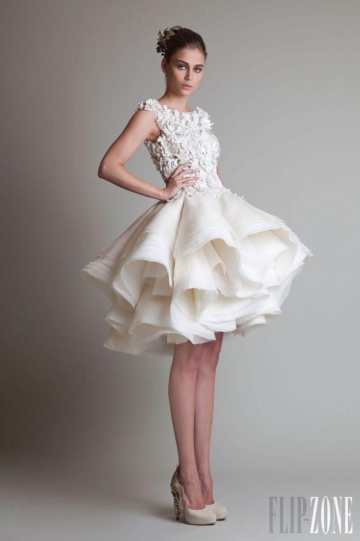 short wedding dresses for courthouse courthouse wedding dresses Why The Short Wedding Dress Is More Por Than Ever