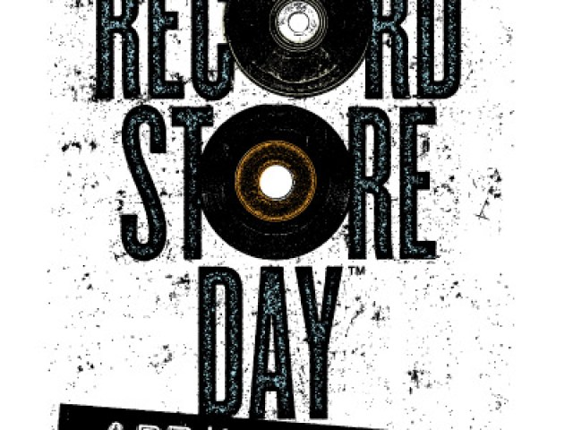 It's Record Store Day!  (Rex Manning Day Rescheduled…)
