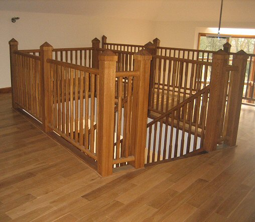 Traditional Staircases - Contact Shields Elite Staircases