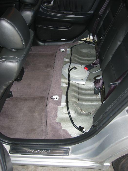 2005 Nissan Fuel Filter Wiring Diagram