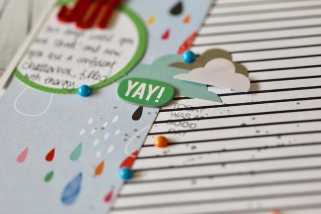 pretty paper true stories {and scrapbooking classes with cupcakes}