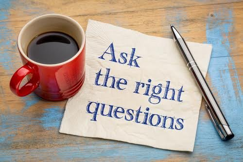 How to Start Writing Your Resume Ask the Right Questions