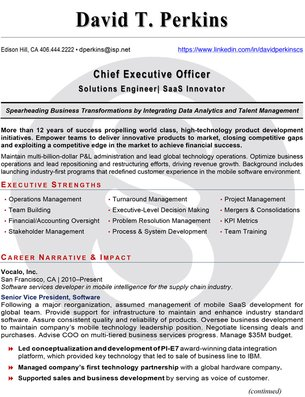 Resume Examples, Cover Letter Examples  LinkedIn Profiles