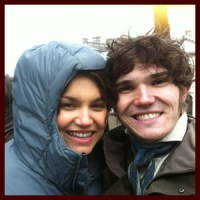 Samantha Barks and Fra Fee: Behind-the-Scenes of 'Les Miserables'