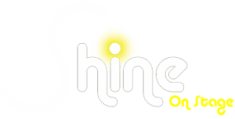 Shine On Stage Logo