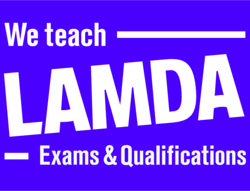 Last few places available for Solo Acting LAMDA exam coaching