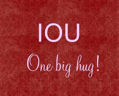 Select and Print IOU Certificates and Cards {Fresh Designs!} - i owe you certificate