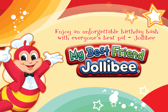 2016 Jollibee Party Packages!