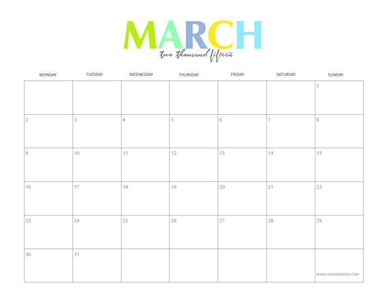 Free Calendar Template 2015 Safasdasdas 2015 Calendar