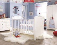 Pinteresting Finds: Baby Boys Bedroom Ideas