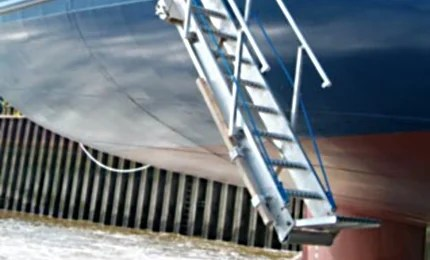 Gangway And Accommodation Ladders Ship Technology