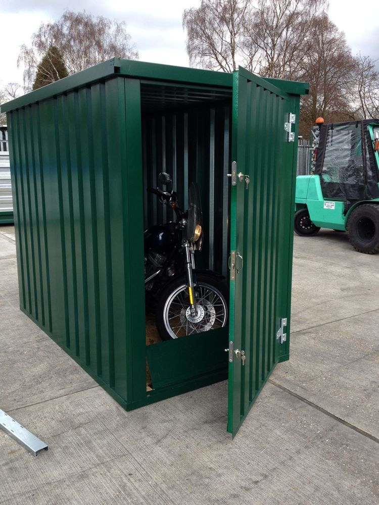 Flat Pack Containers For Sale Bike Store 25m X 15m