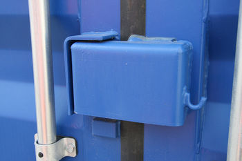 Shipping Container Security Padlocks And Lockboxes