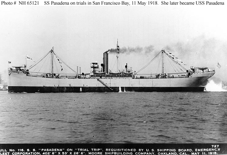 USN Ship Types -- World War Era Cargo Ships -- Organized by Type - types of ships
