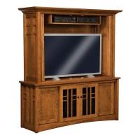 Kascade Enclosed TV Cabinet | Shipshewana Furniture Co.