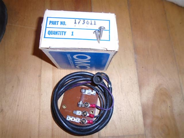 Omc Tach Wiring Harness Omc Cobra Outdrive, Omc Gauges, Omc Voltage