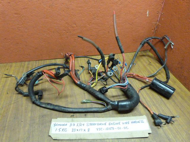 Yamaha Sterndrive 30 Engine Wire Harness YSC-13150-01-0C Yamaha