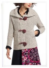 Buy Anthropologie Mormor Marled Cardigan