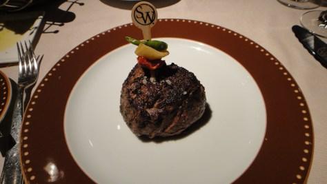 SW Steakhouse - Filet Mignon