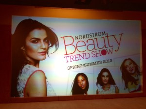 Beauty Trend Show for Spring and Summer 2013