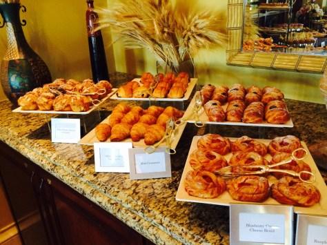 Pastry at Motif