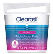 Clearasil Ultra Cleaning Pad