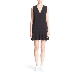 See by Chloe Sleeveless Drop Waist Dress