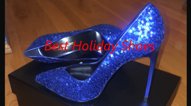 The Five Best Holiday Shoes for 2016