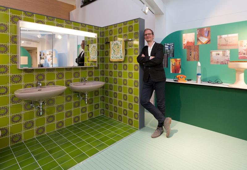... SHK Profi THEMEN Bad \ Design Unternehmen \ Markt Auftakt   Badezimmer  70er ...