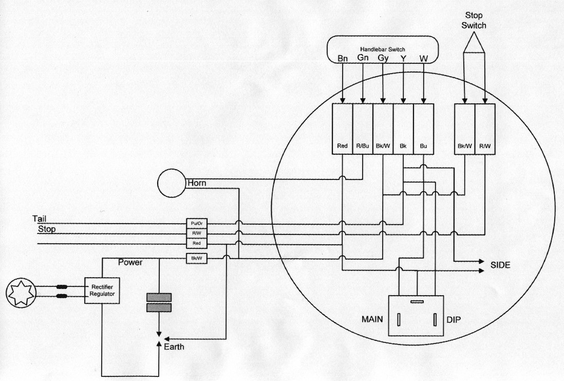 norton es2 wiring diagram