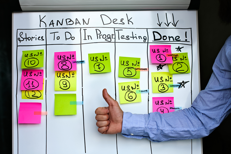 How to Maintain Kanban Systems