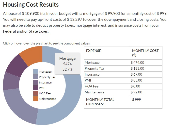 How much home can you afford based on your budget calculator? - Shnugi