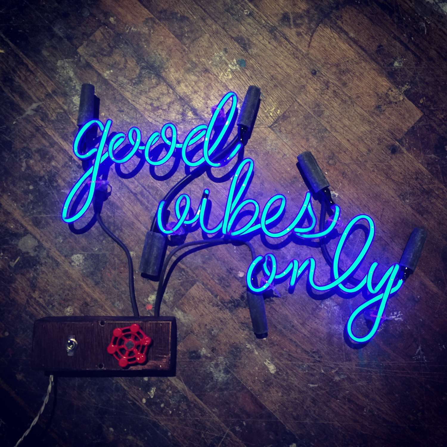 Positive Vibes Quotes Wallpaper Good Vibes Only Neon Sign Ready Made Shopblast Best