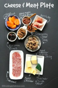 meat and cheese platter ideas