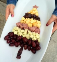 Tree-Shaped Meat and Cheese Plate | How to Create A ...