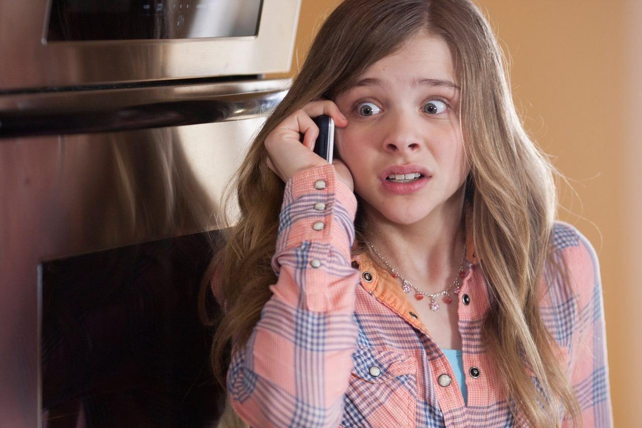 Chloe Grace Moretz Movie 43