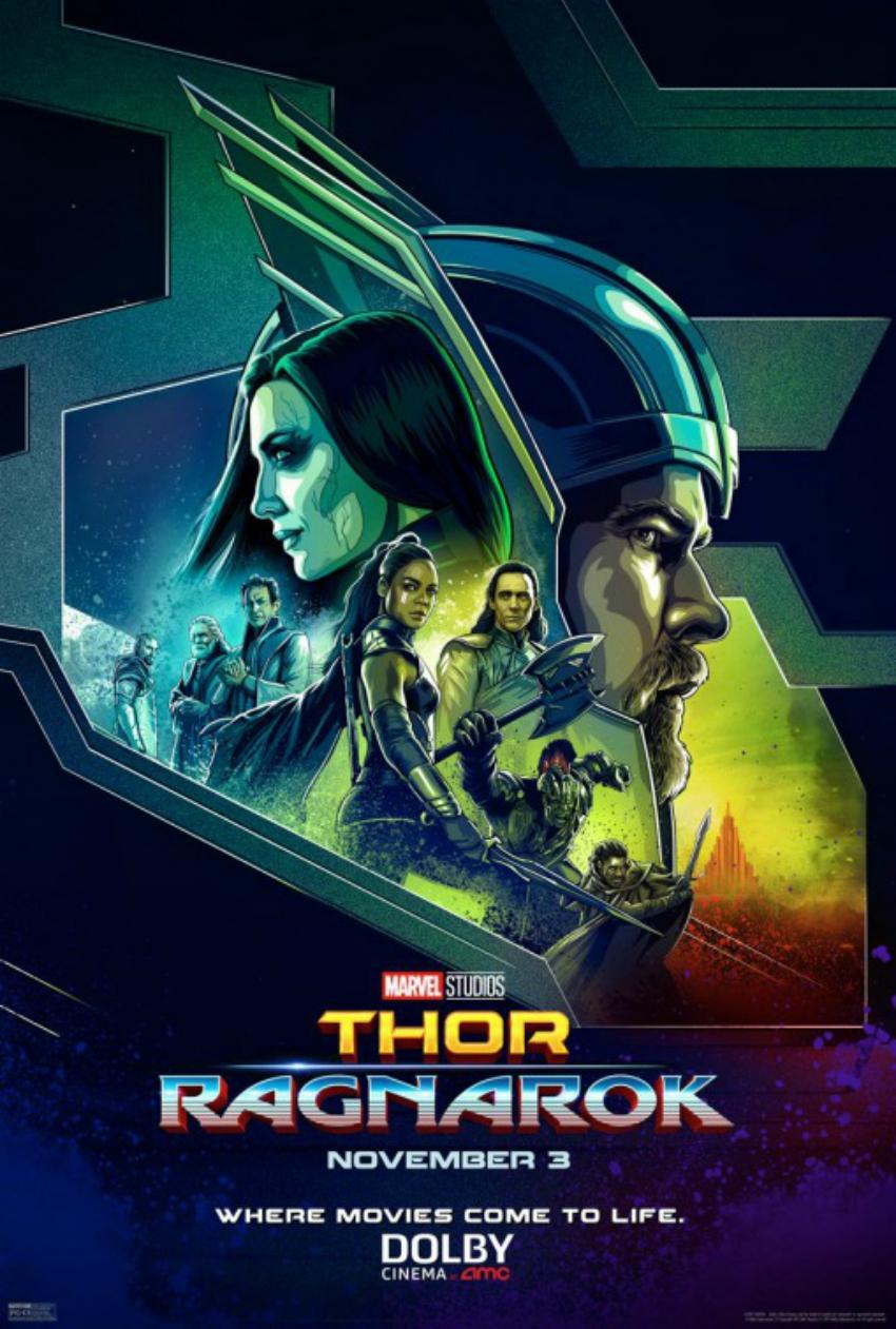 Lego Star Wars Wallpaper Hd Marvel S Thor Ragnarok Gets A Final Movie Poster