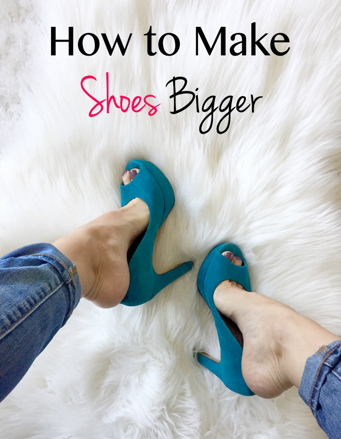 How To Stretch Shoes Make Shoes Bigger