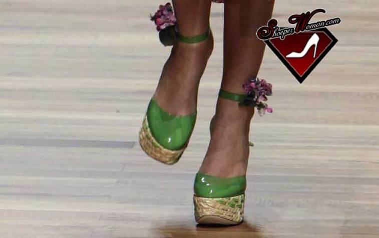 D&G Shoes Spring Summer 2011