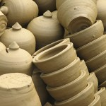pottery-pile