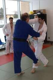 The martial art of Judo