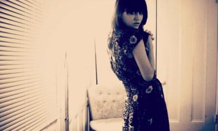 Audrey, en una otra imagen promocional de sus redes sociales