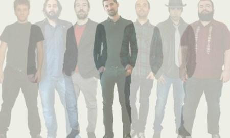 La banda, en una imagen promocional de BCore