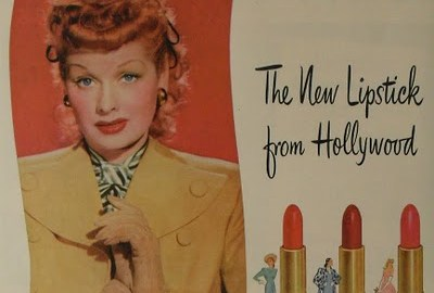 Lucille Ball, en la era dorada de la publicidad