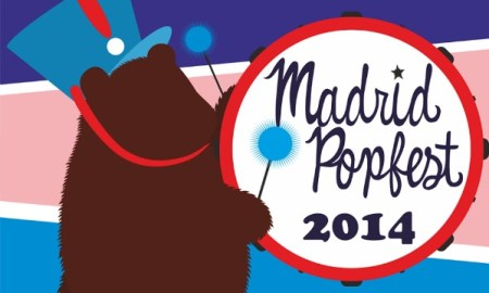 Cartel del Madrid PopFest 2014