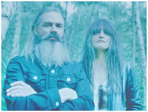 Moon Duo, vistos por Antonio Curcetti