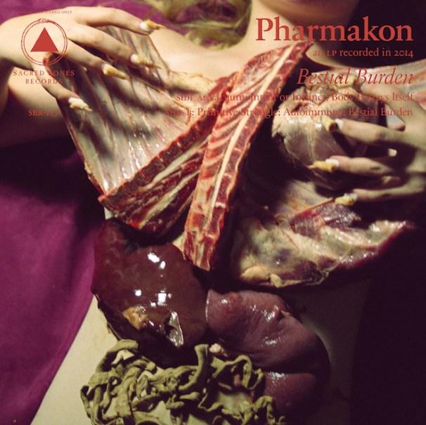 Portada de lo nuevo de Pharmakon