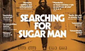 Cartel promocional de Searching For Sugar Man